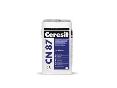 Ceresit CN 87 Rýchlotvrdnúca vyrovnávacia hmota