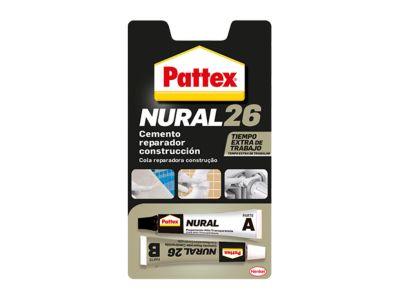 Nural 26 Cemento reparador para construcción