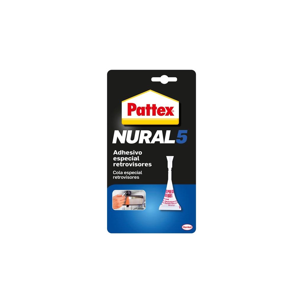 Nural 5 Adhesivo especial para retrovisores