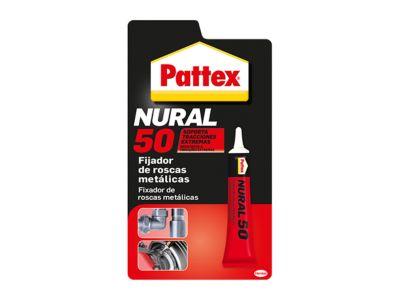 Nural 50 Fijador de roscas metálicas para tracciones extremas