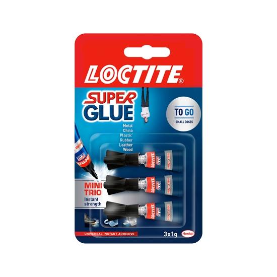 Super Glue Liquid Mini Trio