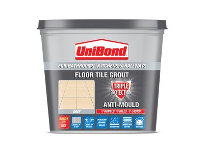 Floor tile grout ready mixed