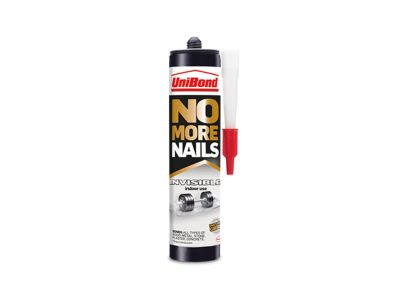 No More Nails Invisible
