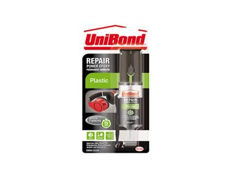 Epoxy Repair: Plastic