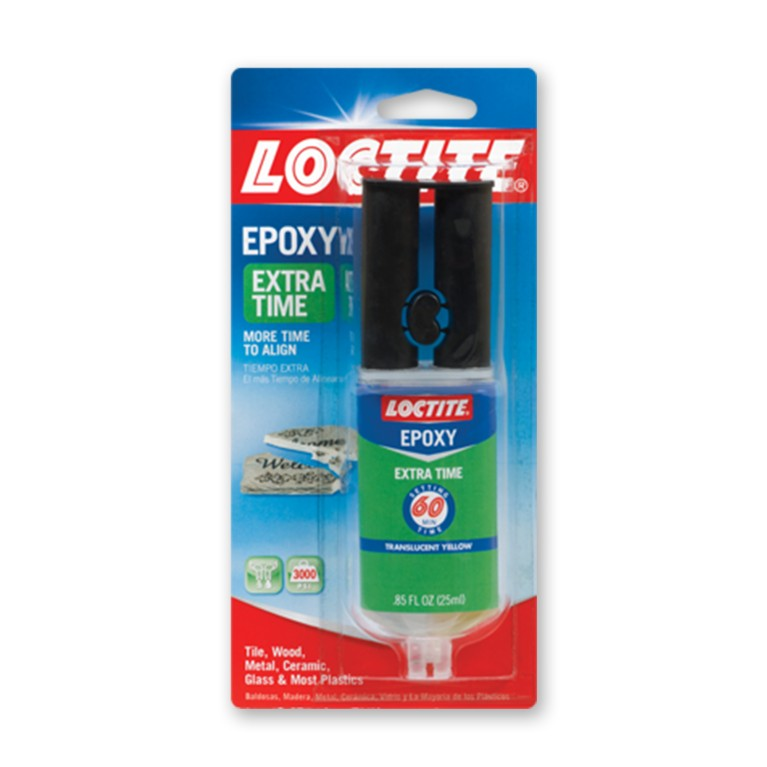 Loctite® Epoxy Extra Time