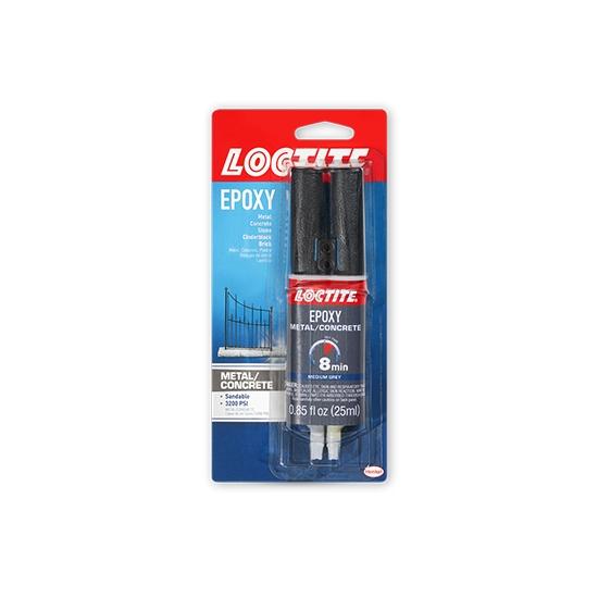 Loctite Epoxy Metal / Concrete from Loctite Adhesives