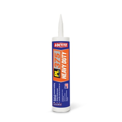 Loctite® PL® 375 Heavy Duty Construction Adhesive