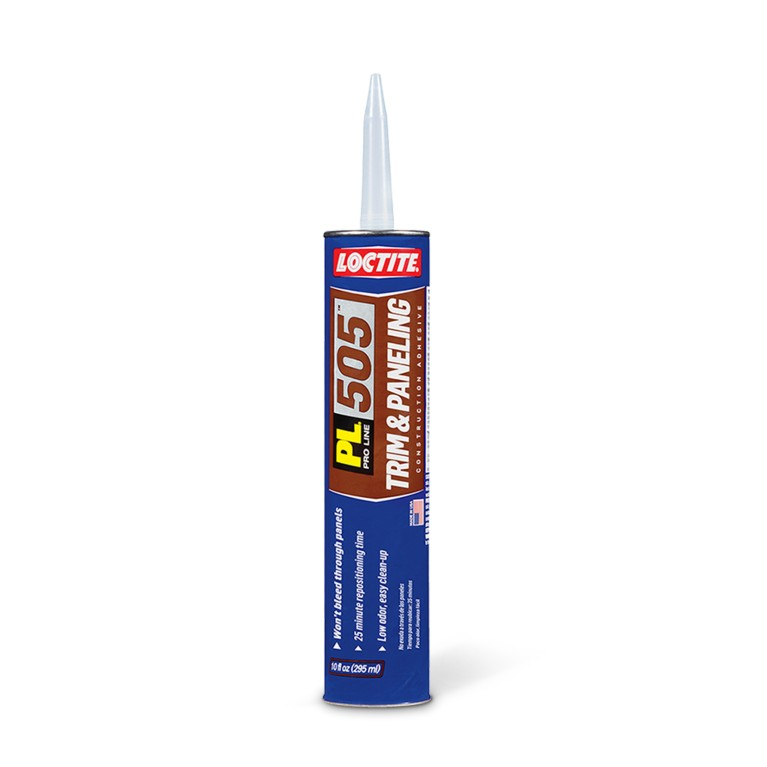 Loctite® PL® 505 Paneling & Trim Adhesive