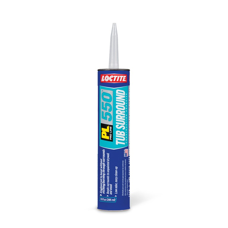 Loctite® PL® 550 Tub Surround Adhesive