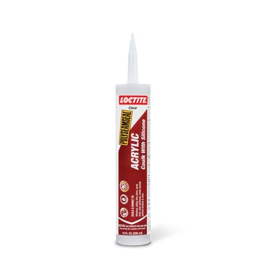 Loctite® Acrylic Caulk with Silicone