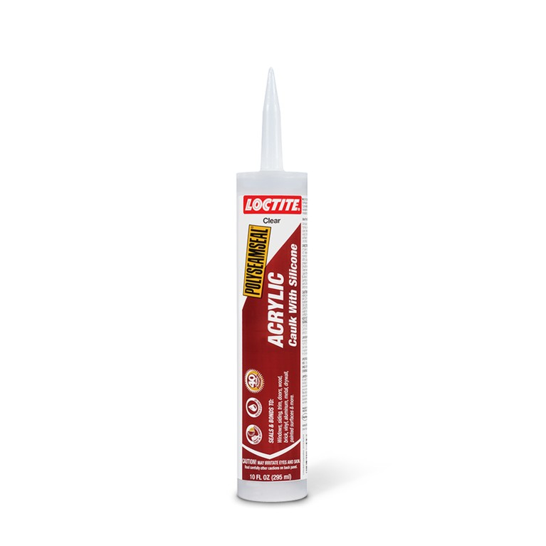 Loctite® Acrylic Caulk with Silicone