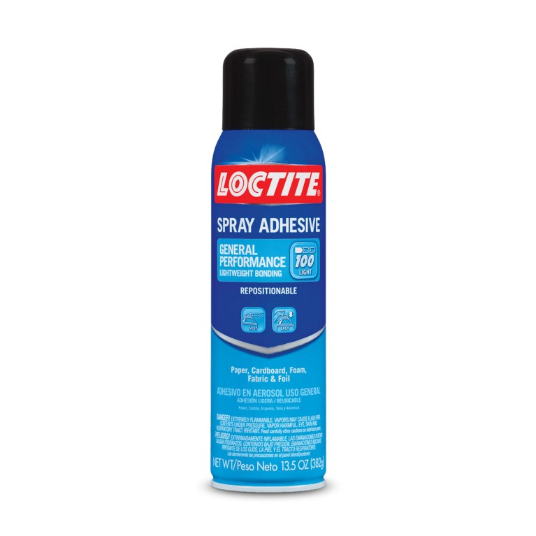 Loctite® Spray Adhesive General Performance