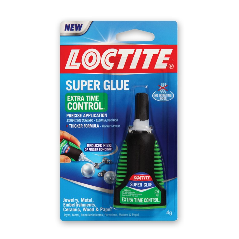 Loctite® Super Glue Extra Time Control