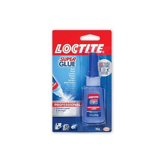 Loctite® Super Glue Liquid Professional