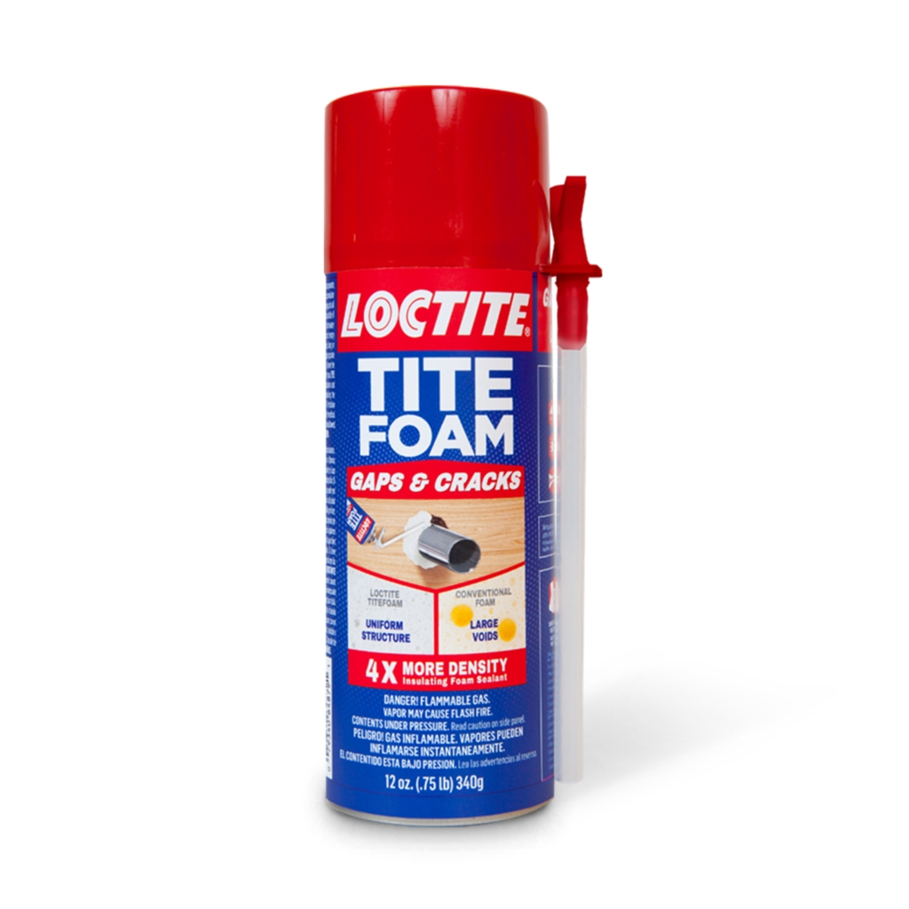 TITE FOAM Insulating Foam Sealant