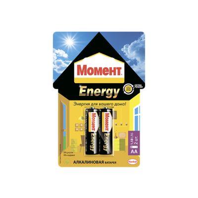 Елемент живлення Момент Energy тип АА