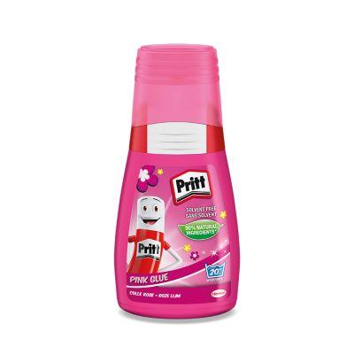 Alleslijm roze fles