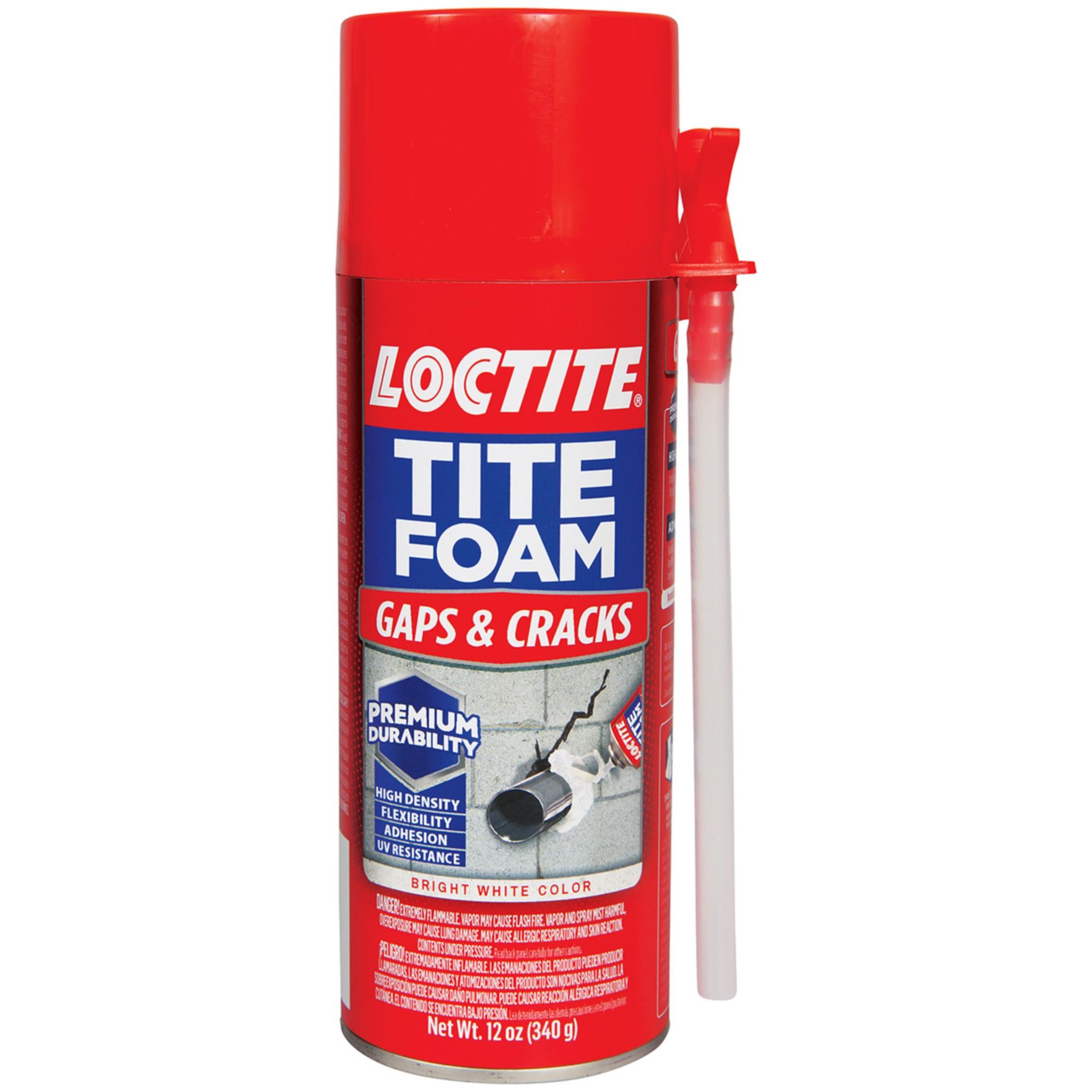 Tite Foam Gaps Cracks Insulating Foam Sealant