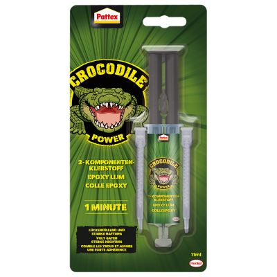 Pattex Crocodile Power Kraft-Mix 1 Min Epoxidharz