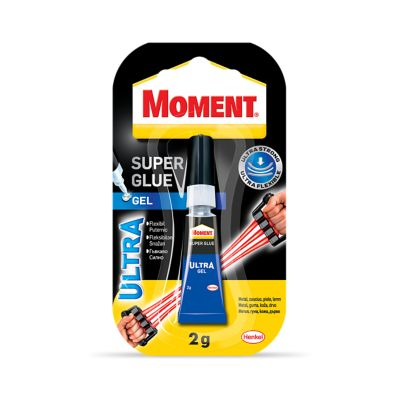Super Glue ULTRA Gel 2g, 3g