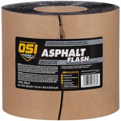Asphalt Flash - Rubberized Asphalt Window Flashing Tape