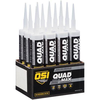 QUAD MAX - Window, Door & Siding Sealant