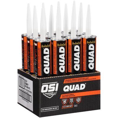 QUAD - QUAD Sealant for Windows, Doors and Siding