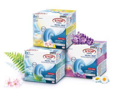 AERO 360° aromaterápiás utántöltő tabletták