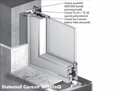 Sistemul WINTeQ Sistem de etansare pentru tamplaria termoizolanta