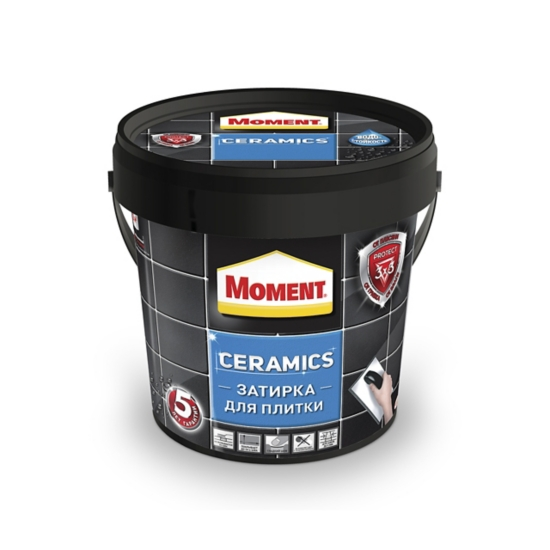 Затирка для плитки Moment Ceramics