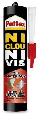 Colle Ni Clou Ni Vis Tous Matériaux Objets Lourds