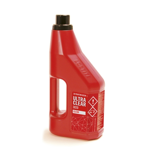 LOCTITE 3D Ultra Clear Resin 3820