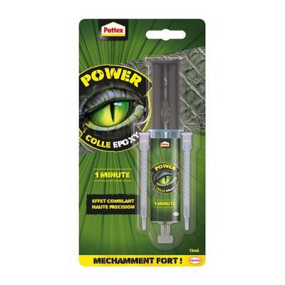 Pattex Colle Époxy Power 1 Minute