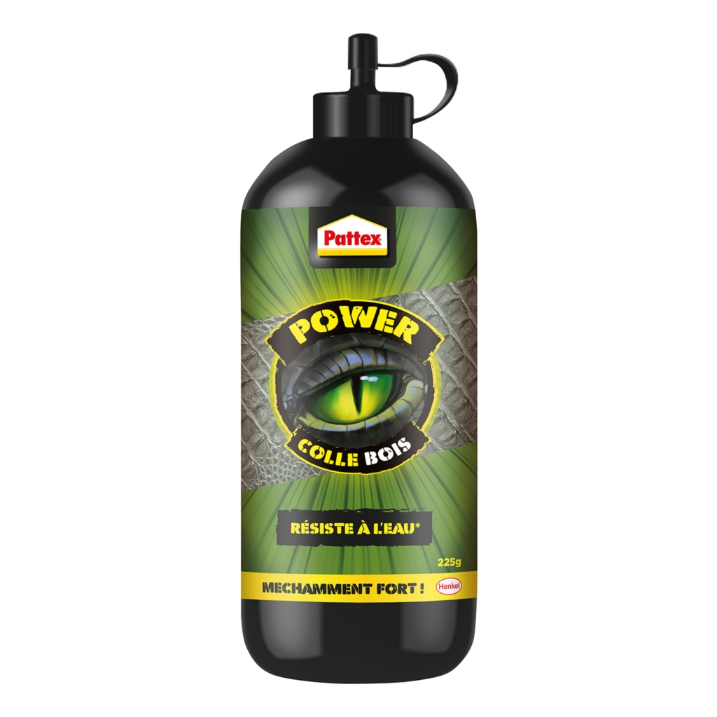 Pattex Power Colle à bois