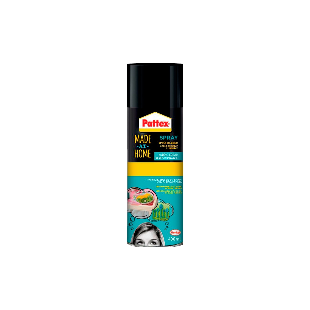 Colle Spray Repositionnable