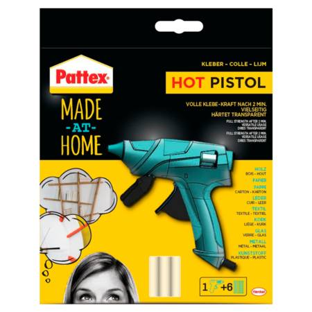 Pistolet à colle Hot Pistol