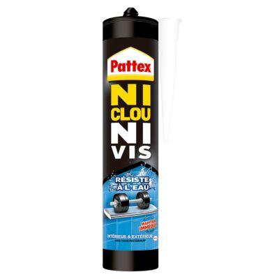 Pattex Ni Clou Ni Vis Résiste à l'eau