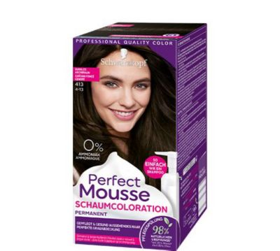 Perfect Mousse Highlights Dunkles Aschbraun