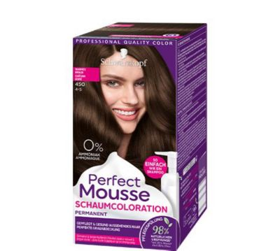 Perfect Mousse Highlights Warmes Braun