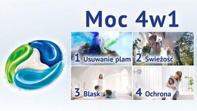 Baner Moc 4w1