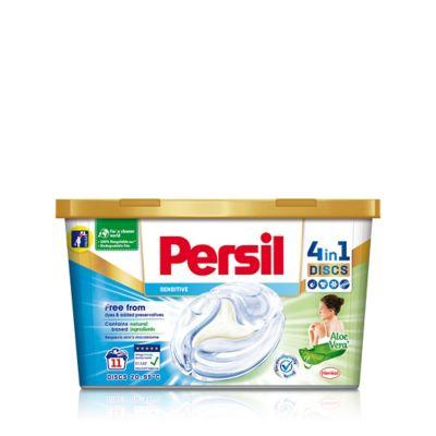 Proizvod Persil Discs Sensitive za osjetljivu kožu