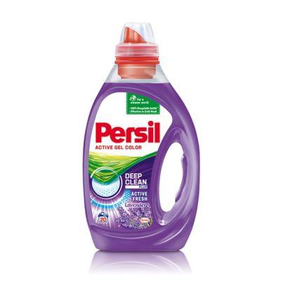 Deep Clean erő a tökéletes tisztaságért és az élénk színekért a levendula frissességével.