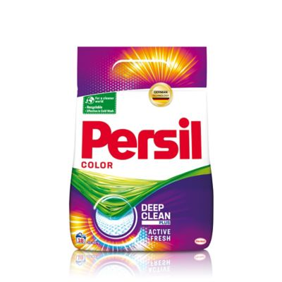 A Persil mosóporban megbízhat, mert tökéletes mosási eredményt és higiénikus tisztaságot nyújt ruhái számára.
