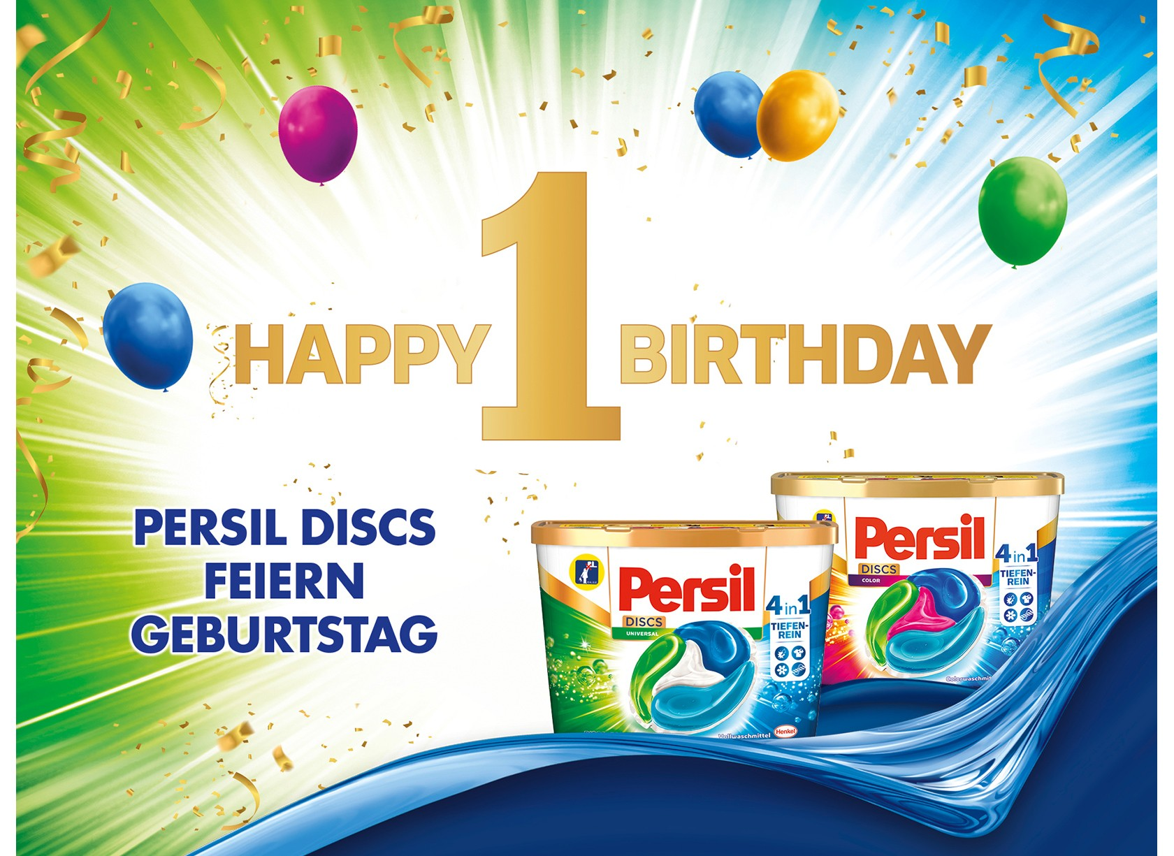 Persil Discs 4in1 Power