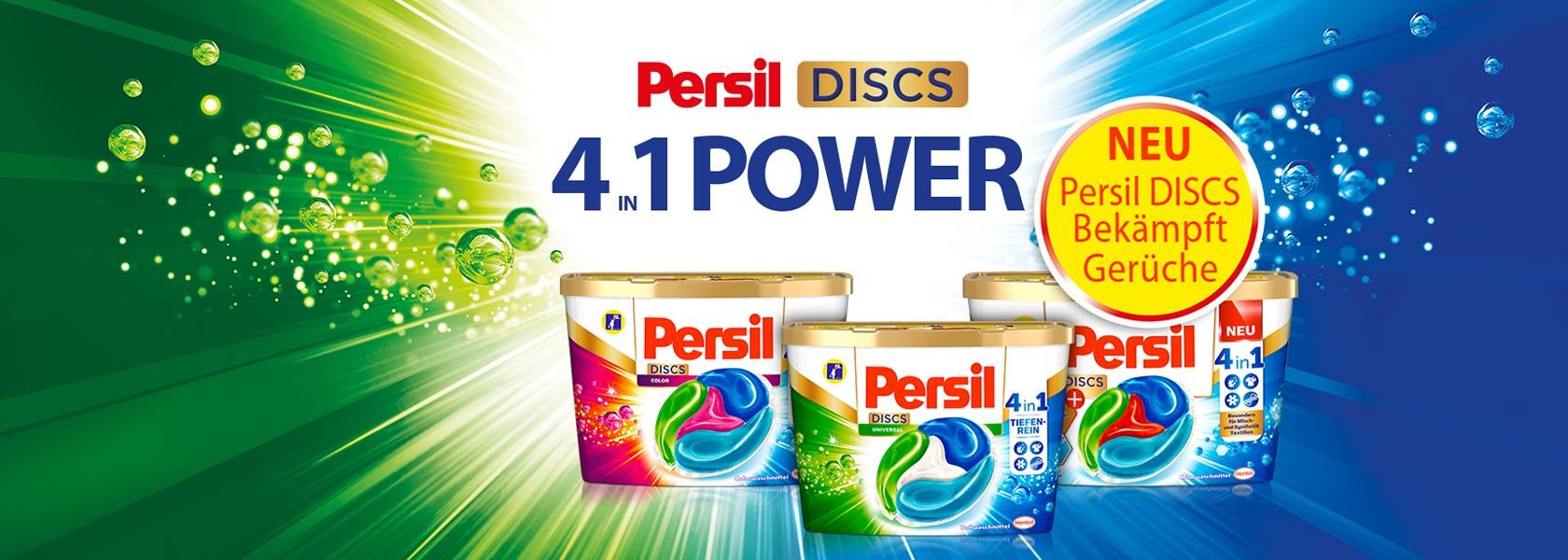 Persil Discs 4in1 Power