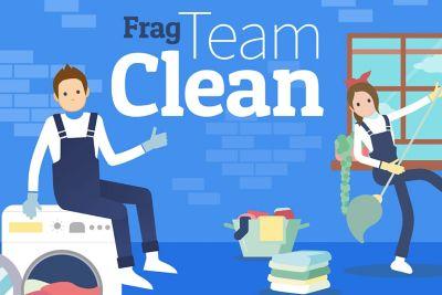 Frag Team Clean