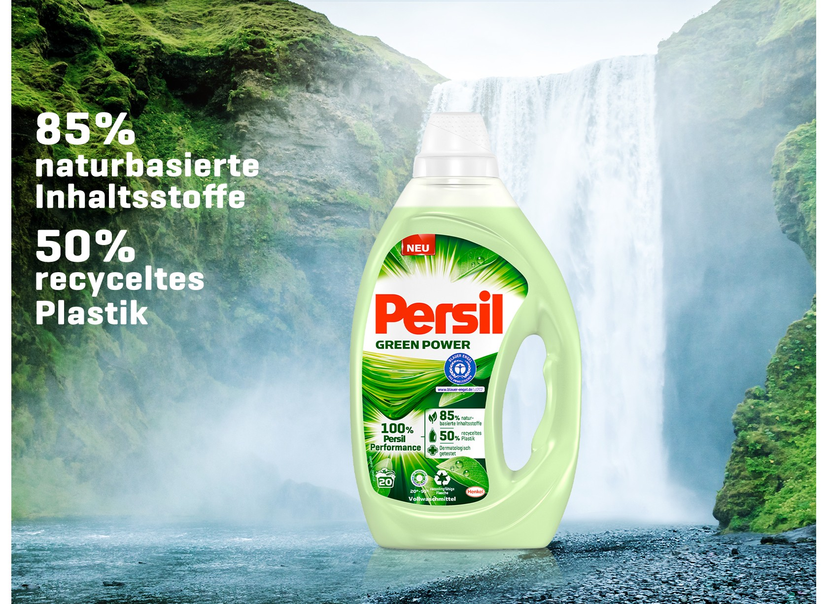 Persil Green Power