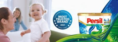 MOST TRUSTED BRAND 2021