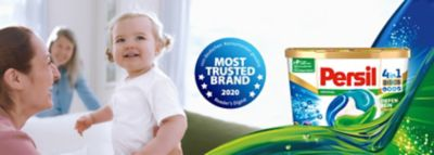 MOST TRUSTED BRAND 2020