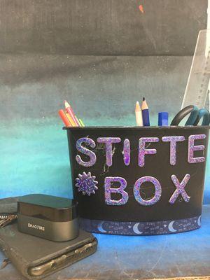 Stiftebox